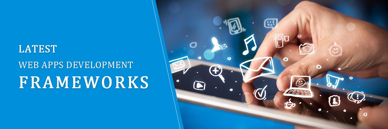 latest web apps development framework-ahomtech.com