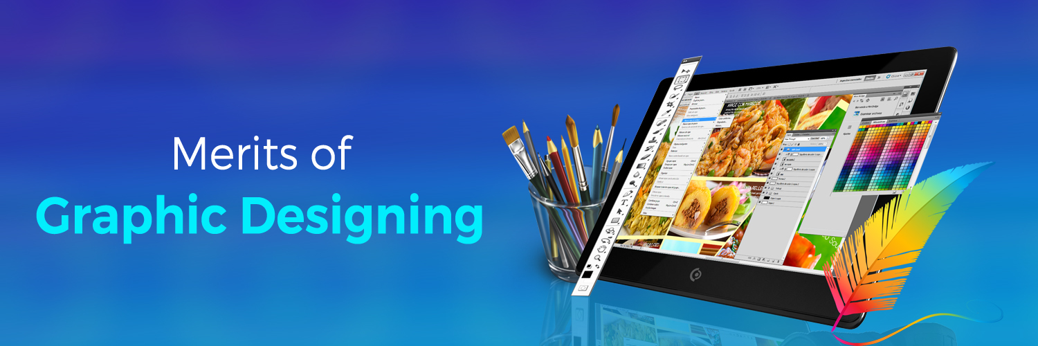 merits of graphic designing-ahomtech.com