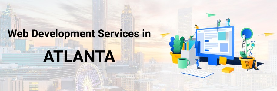 web development services in Atlanta-ahomtech.com