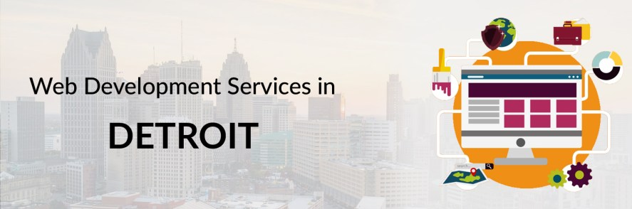 web development service in Detroit-ahomtech.com