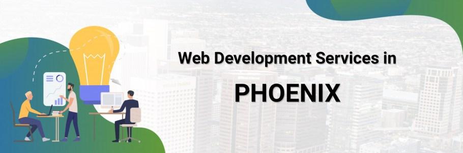 web development services in Phoenix-ahomtech.com