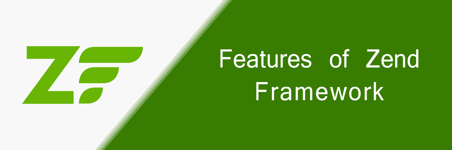 Features of Zend Framework-ahomtech.com
