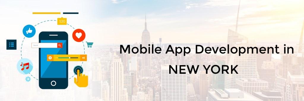 Mobile App Development in New York-ahomtech.com
