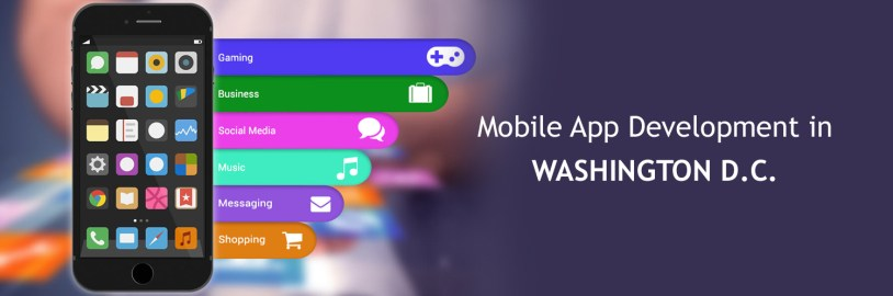 Mobile App development in Washington D.C-ahomtech.com