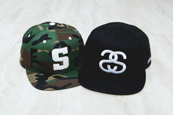 Stussy Spring 2014 Headwear