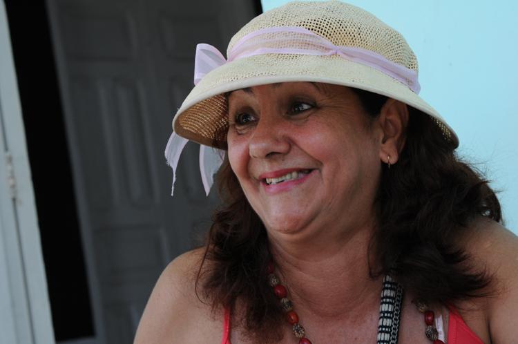 Fotos: Elder Leyva y cortesía de la entrevistada