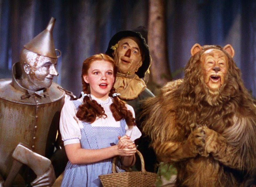 Resultado de imagem para O Mágico de Oz New Line Cinema