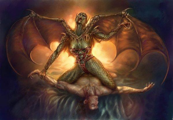 Conheça os demônios dos sonhos eróticos Succubus e Incubus