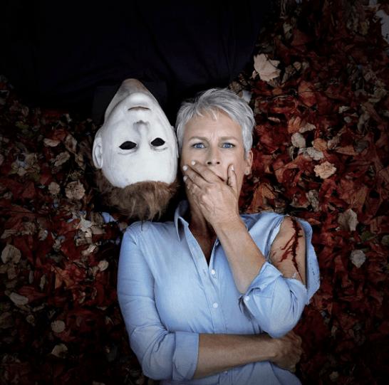 halloween divulgado fotos do set do novo filme da franquia. Black Bedroom Furniture Sets. Home Design Ideas