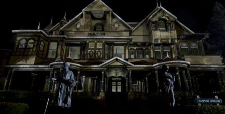 A Maldição da Casa Winchester   Assista trailer legendado do filme sobre a mansão que foi construída para os espíritos