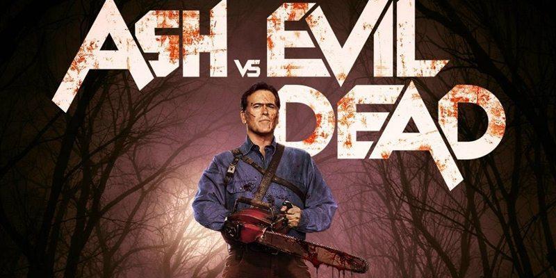 Série 'Ash vs. Evil Dead' foi cancelada