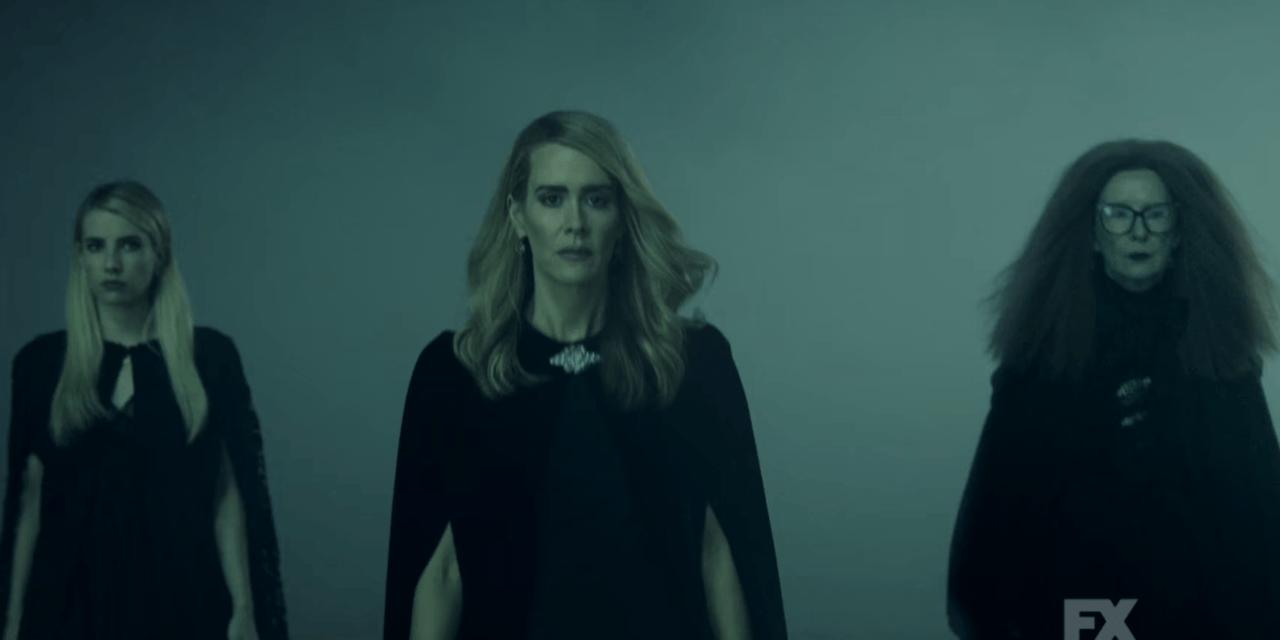Confira o retorno dos personagens de 'Murder House' e 'Coven' no teaser trailer de 'American Horror Story: Apocalypse'