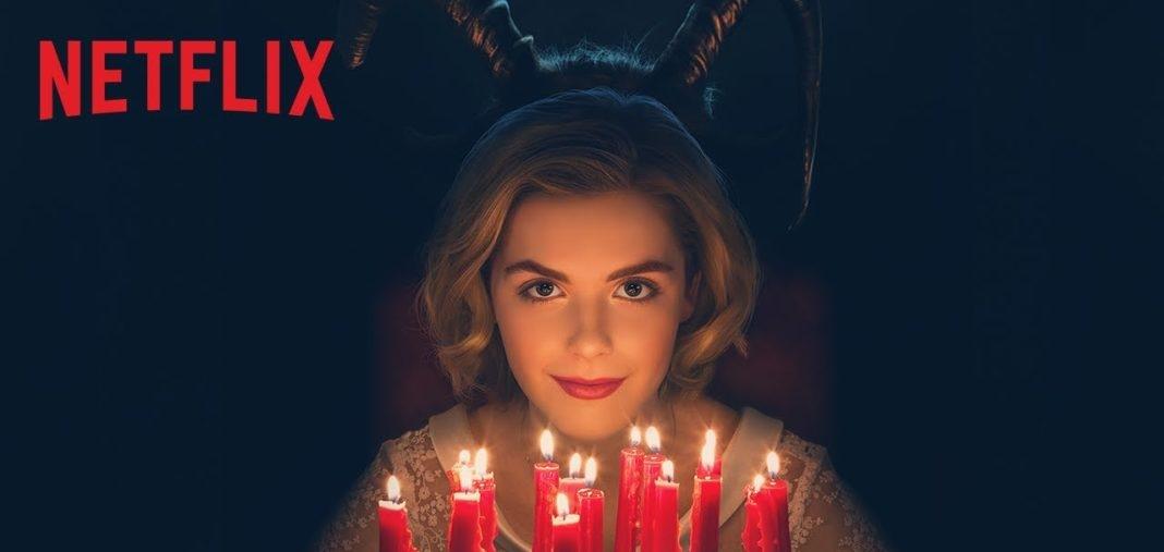 Confira o 1º teaser da nova série da Netflix 'O Mundo Sombrio de Sabrina'