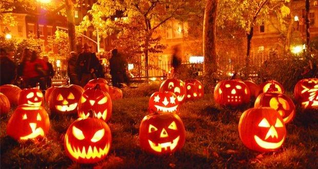 Confira decorações de casas criativas para o Halloween