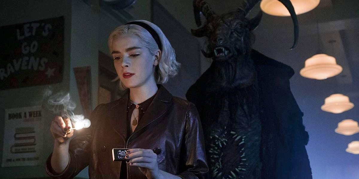 2ª temporada da série 'O Mundo Sombrio de Sabrina' já está disponível; confira o trailer