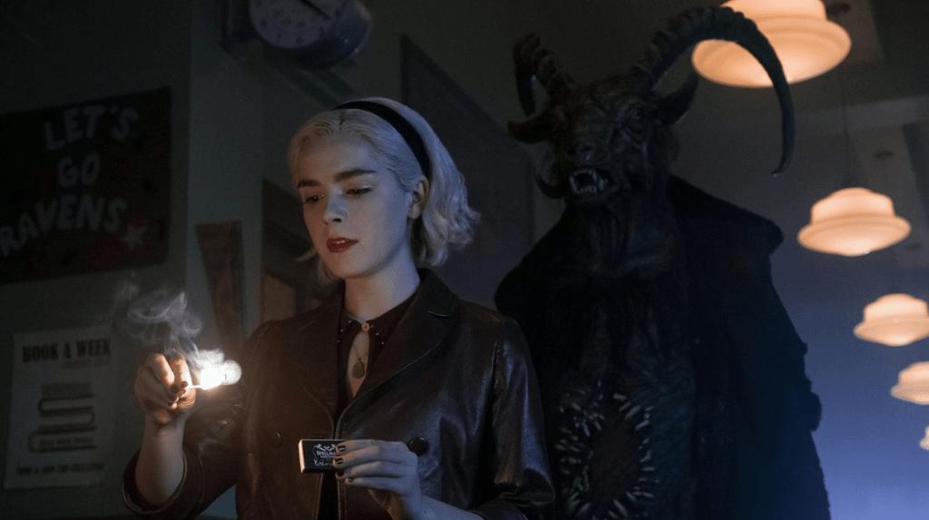 3ª temporada da série 'O Mundo Sombrio de Sabrina' ganha data de estreia