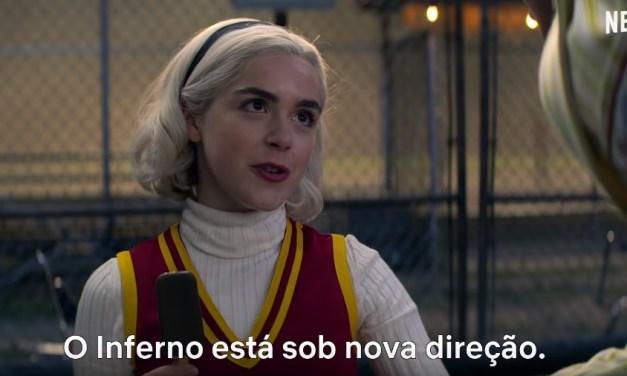 3ª temporada da série 'O Mundo Sombrio de Sabrina' ganha trailer