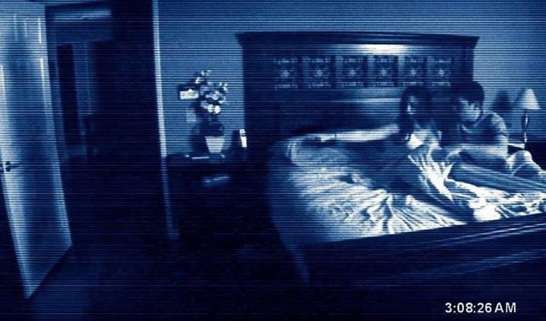 Novo filme da franquia 'Atividade Paranormal' ganha data de estreia no Brasil