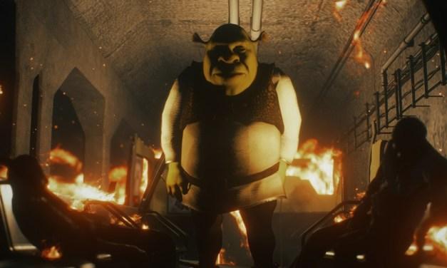 Shrek substitui Nemesis em novo Mod de 'Resident Evil 3 Remake'