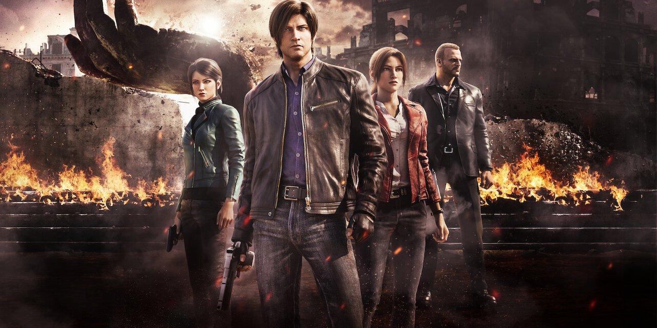 Série de animação 'Resident Evil: No Escuro Absoluto' estreia em julho na Netflix