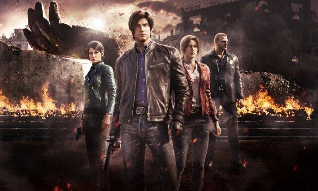Série de animação 'Resident Evil: No Escuro Absoluto' chegou hoje na Netflix