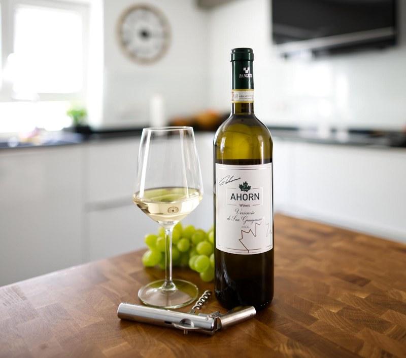 Ahorn Weißwein