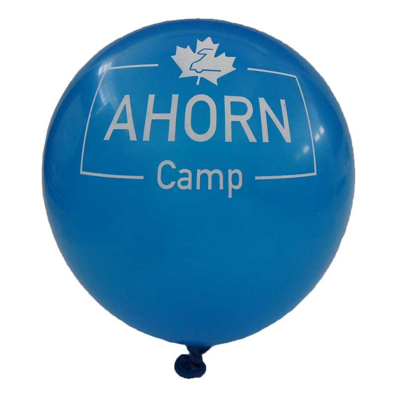 Ahorn Camp Luftballon
