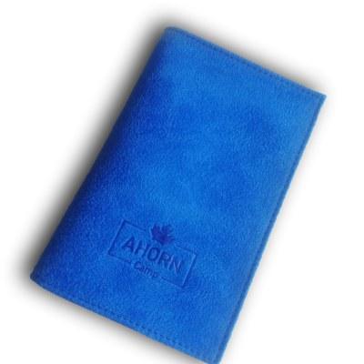 Ahorn Camp Ausweishülle blau