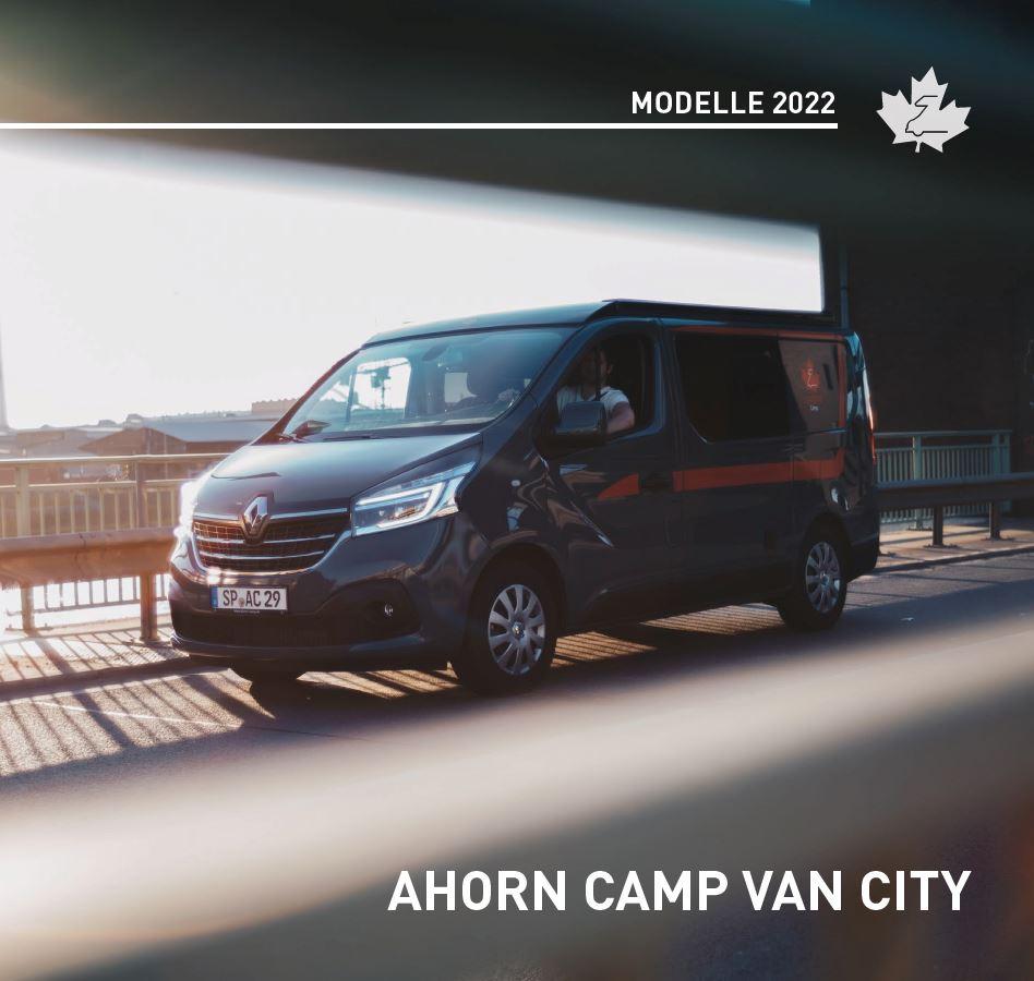 Camper Van kompakt