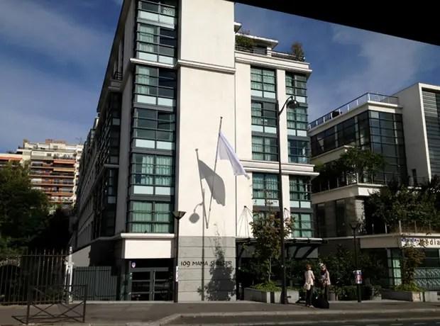 Mama Shelter Paris A Hotel Life