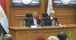 المهندس أحمد كمال رئيس المجلس الاعلى للامناء