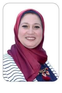 الدكتورة ايمان حسن رئيس الادارة المركزية