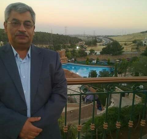 الصيدلي إبراهيم علي أبورمان