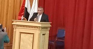 المهندس احمد كمال رئيس المجلس الاعلى للأمناء والآباء والمعلمين