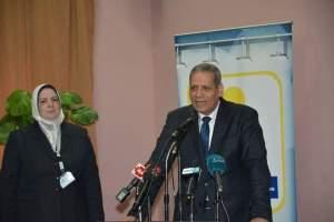 الأستاذ الدكتور الهلالي الشربيني وزير التعليم السابق