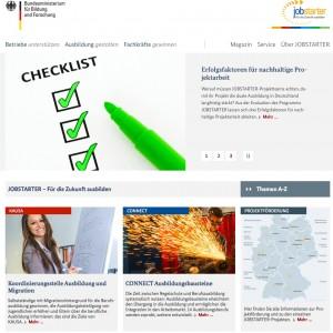 """""""Jobstarter""""-Themenbilder von Ahrens+Steinbach Projekte"""