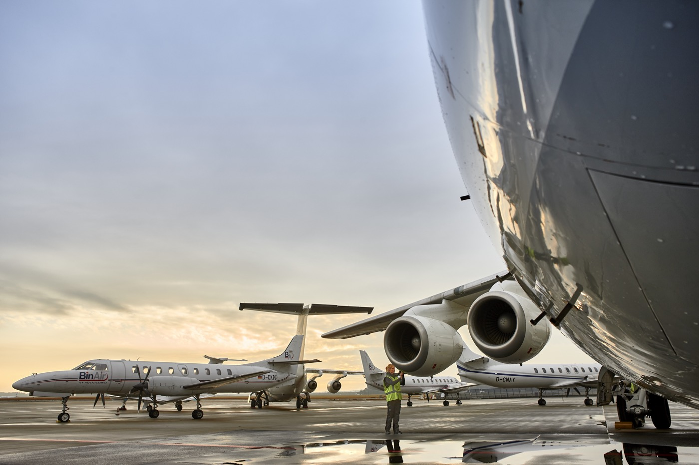 Industriefotografie, Industriefotograf, Fluggerätemechaniker, Ausbildung, Aerospace, Luftfahrt
