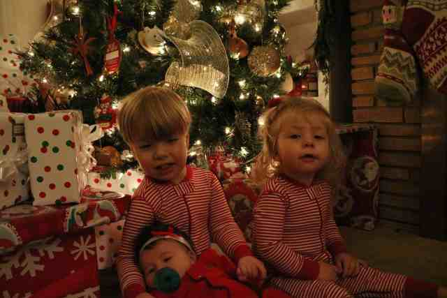 Christmas Eve PJs|Ahrens at Home