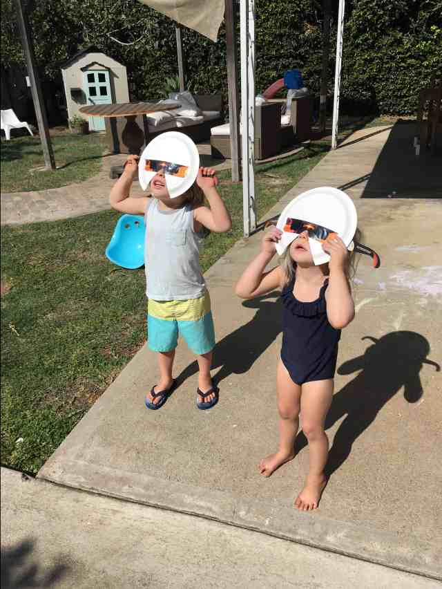 Solar Eclipse 2017|Ahrens at Home