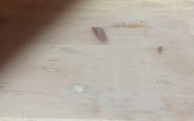 macunlanmış ahşap