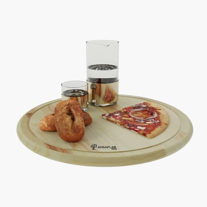 Ladin Pizza Tabağı