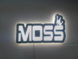 ışıklı logo tabela
