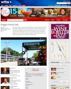 Check, Please<br/>Froggy&#8217;s French Cafe