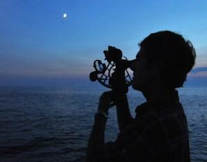 Solar Observing - Sextant Presentation and Celestial Navigation @ Yurt Deck | Circleville | West Virginia | United States