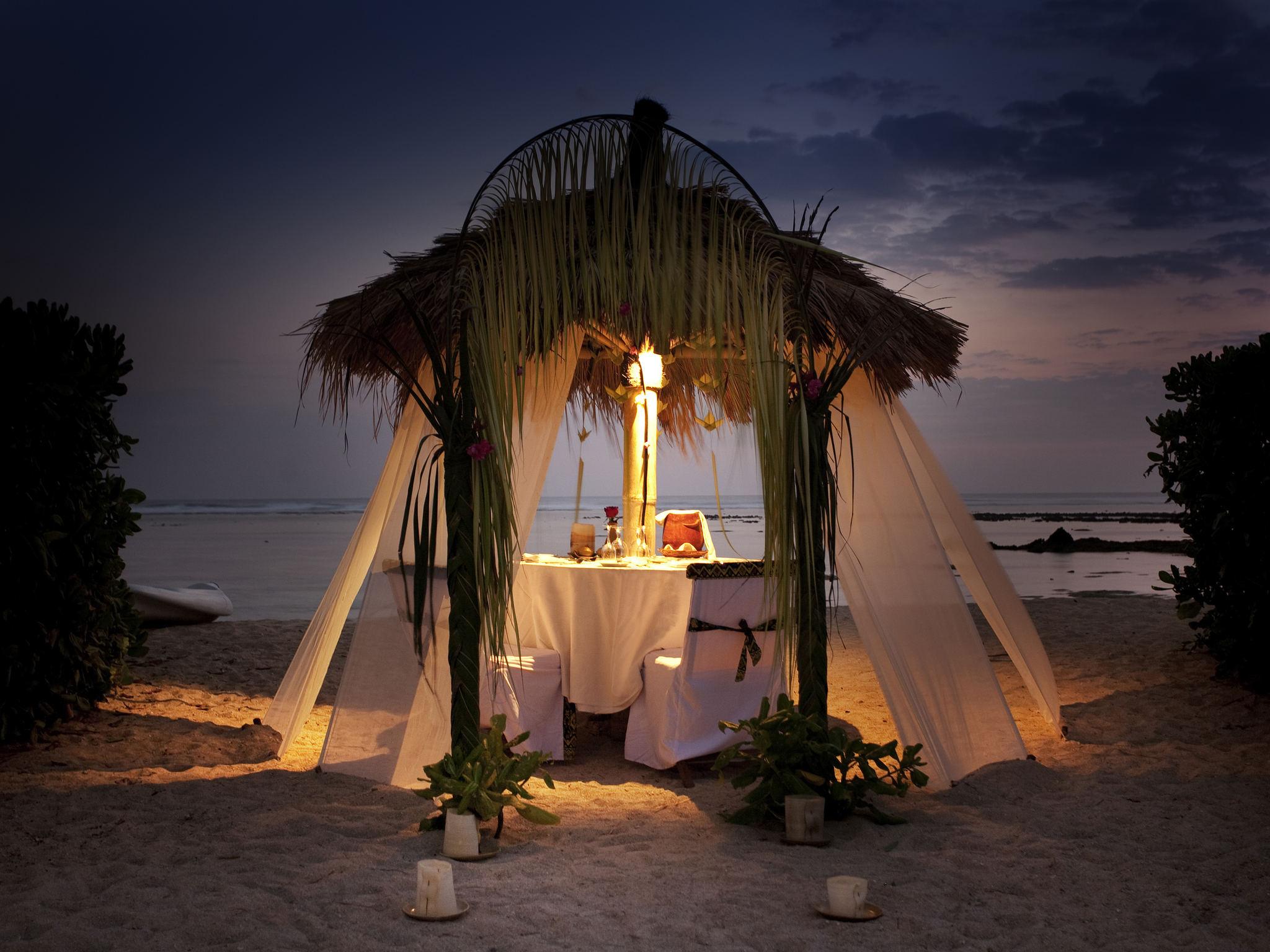 Restaurant - Novotel Lombok Resort & Villas