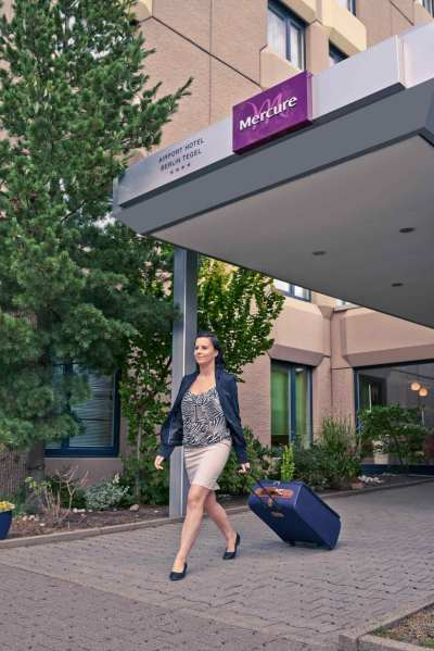 Mercure Airport Hotel Berlin Tegel  Book now  Free Wifi      Hotel   Mercure Airport Hotel Berlin Tegel