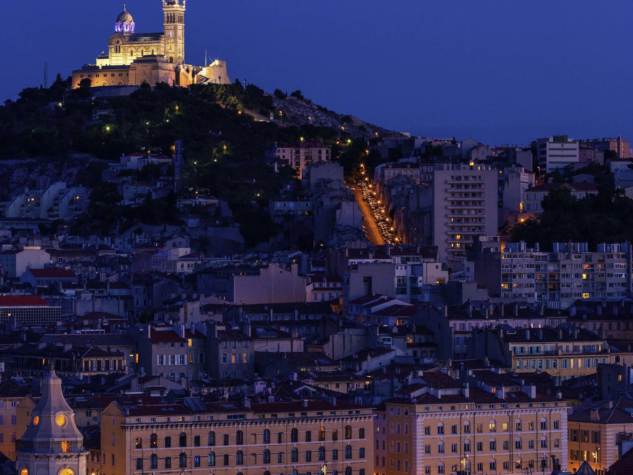 Hotel Em MARSEILLE Ibis Budget Marseille Vieux Port