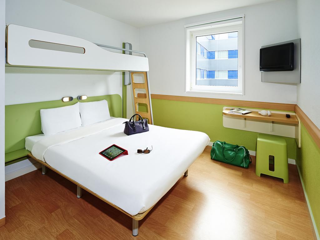 Hotel W Miecie BAGNOLET Ibis Budget Paris Porte De Bagnolet