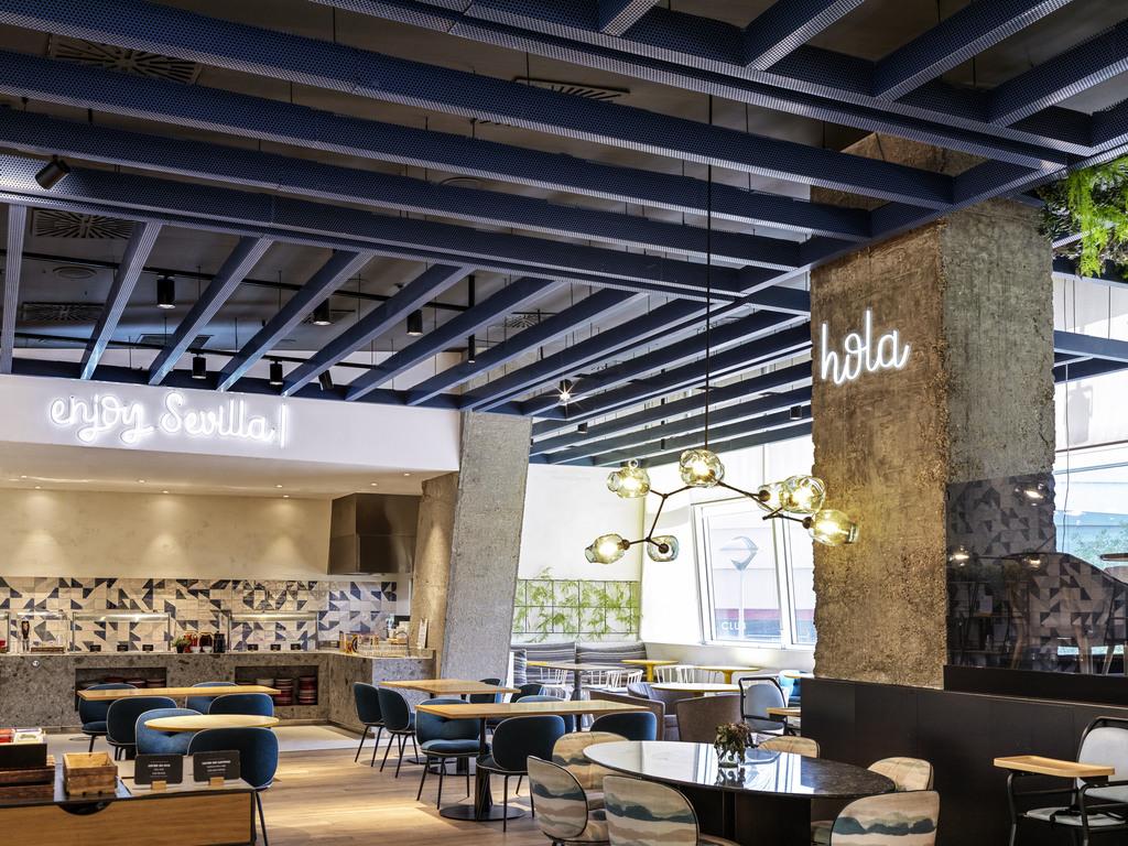 gourmet bar sevilla restaurants by accor