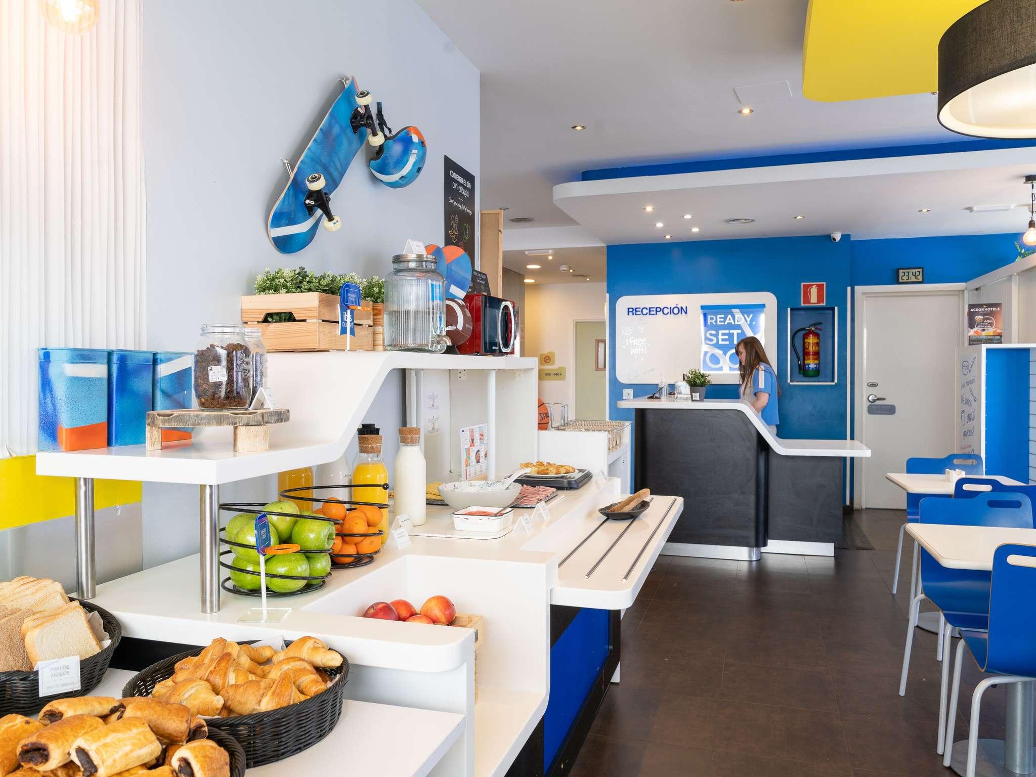 Hotel In MADRID Ibis Budget Madrid Centro Las Ventas